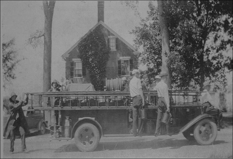 Photo from Gray Fire Rescue History