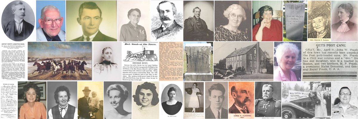 collage of Honor Roll images