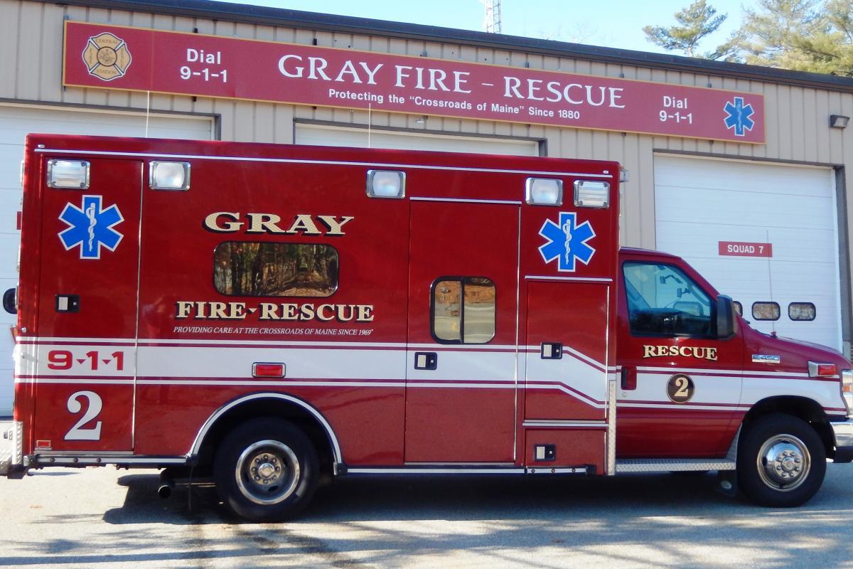 Rescue 2 - 2009 Ford E-450 Ambulance