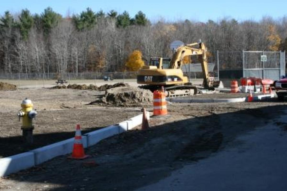 Pennell Site Work Photo