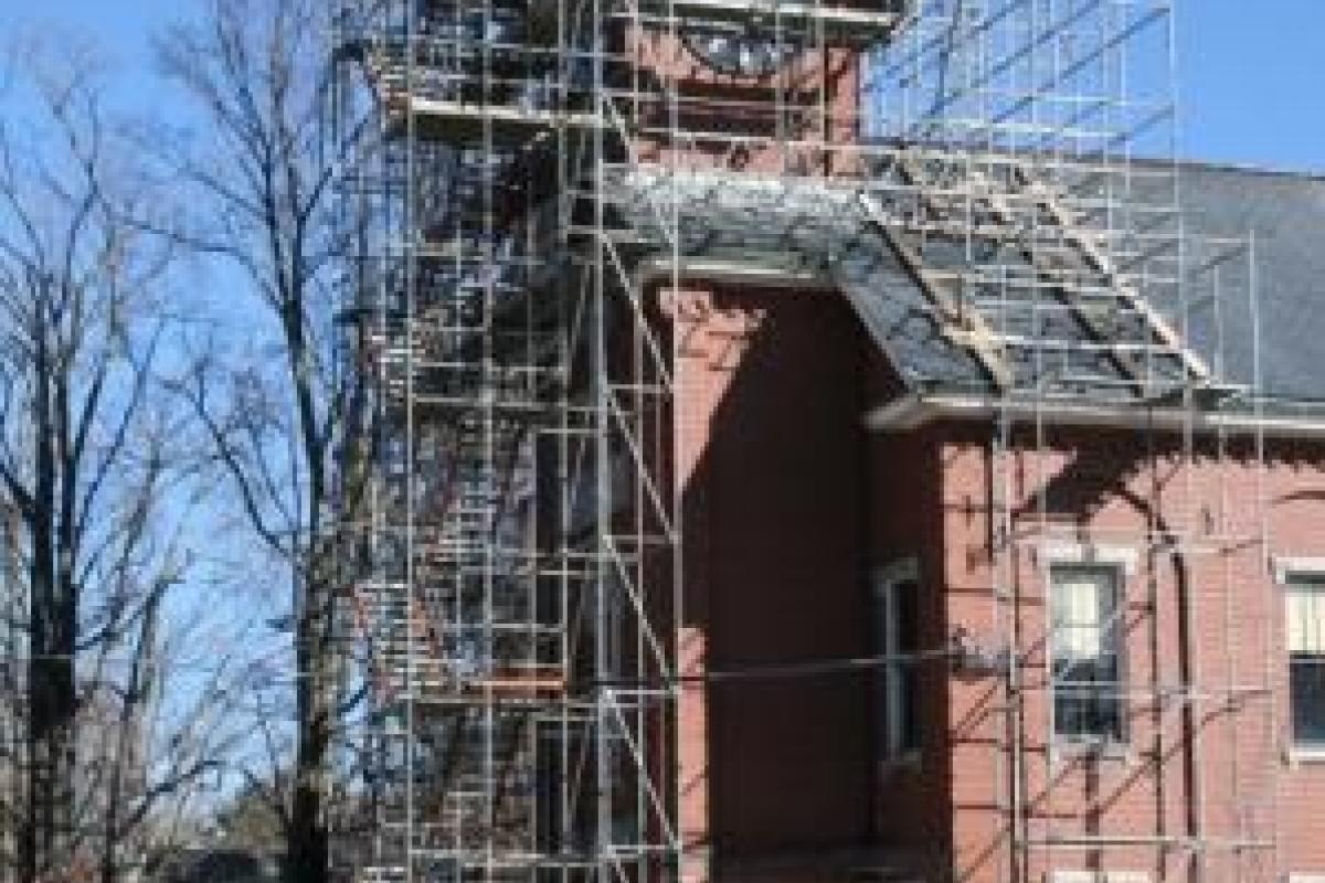 Clock Tower Rennovations photo