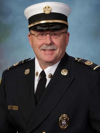 Chief Kurt Elkanich