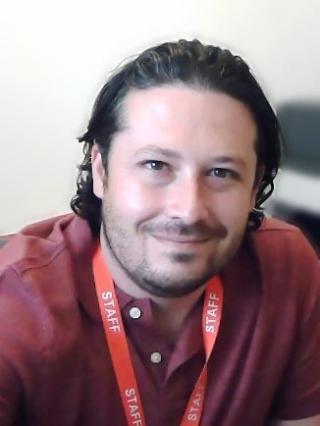 Anthony Dahms, Recreation Director