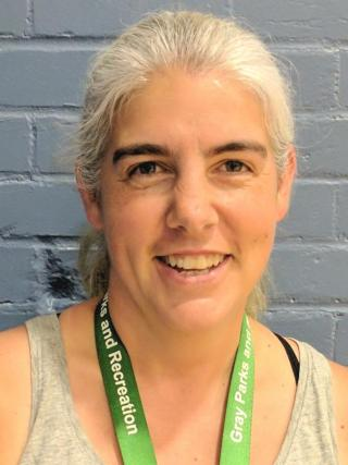 Nellie Levier, Childcare Services Coordinator