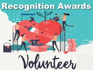 volunteer awards graphic