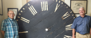 Pennell Clock